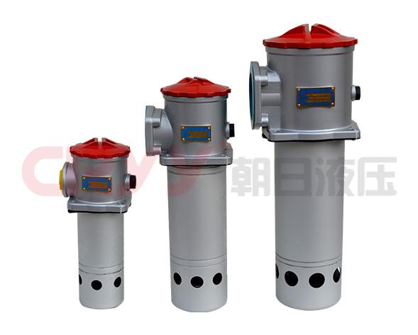 TF系列箱外自封式吸油过滤器(新型结构代替LXZ系列)安装在油泵吸油口处,用以保护油泵及其它液压元件,以避免吸入污染杂质,有效地控制液压系统污染,提高液压系统…