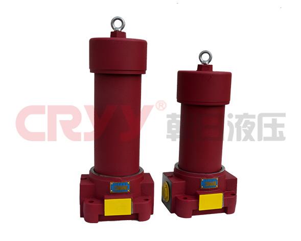 ZU-H,QU-H,WU-H系列过滤器安装在液压系统的压力管路上,用以滤除液压油中混入的机械杂质和液压油本身化学变化所产生的胶质、沥清质、炭渣质等,从而防止阀芯…