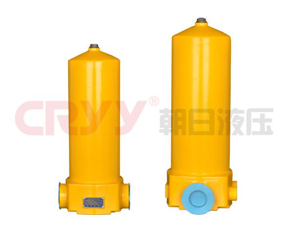 ZU-A QU-A WU-A XU-A系列回油过滤器过滤器安装在液压系统的回油管路处,用以滤除油液中诸元件磨损的金属粉末以及密封件磨损的橡胶杂质等,使流回油箱中…