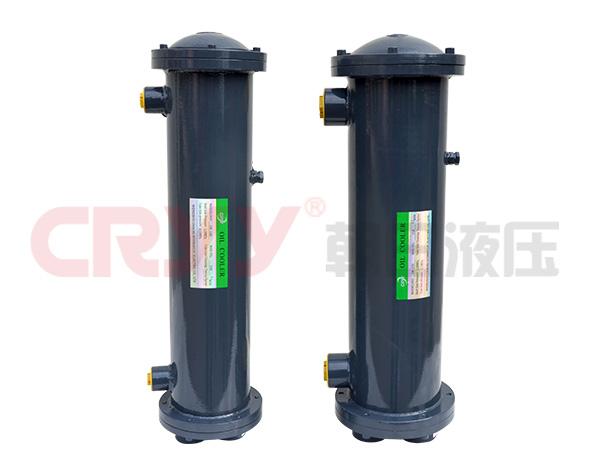 OR系列60~1200型冷却器流量60L/min~1200L/min,重量8.5kg~72kg,换热面积0.26m2~4.4m2。采用多管式,传热面积广,良好的…